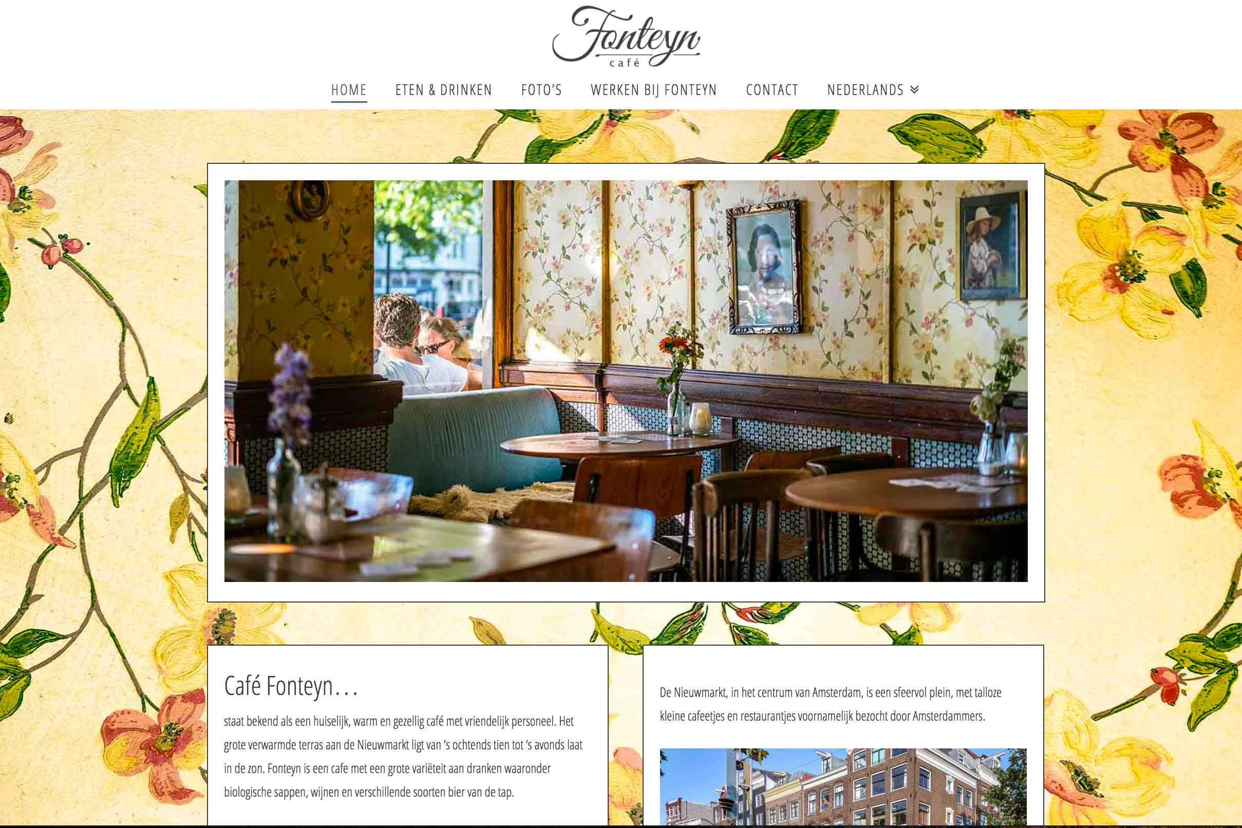 marleenvisser_digital_productions_cafe_fonteyn_website