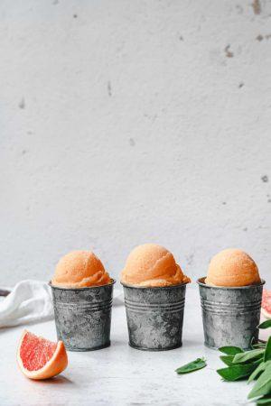 kookboek IJS sorbet grapefruit ijs Marleen Visser Food Photography